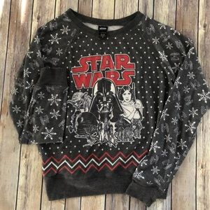 Super Soft Star Wars Sweater Size Medium